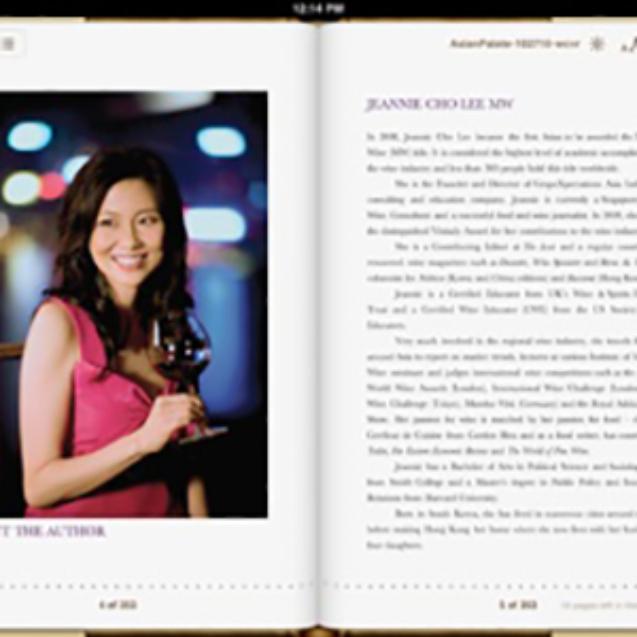 Asian Palate ebook